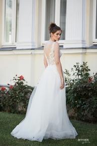 Einzigartig Brautmoden Backnang - Ola la - Amadea back