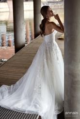 Einzigartig Brautmoden Backnang - Annais - Amanda back