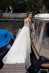 Einzigartig Brautmoden Backnang - Annais - Babette back