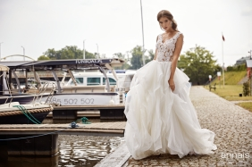 Einzigartig Brautmoden Backnang - Annais - Bethany