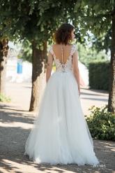 Einzigartig Brautmoden Backnang - Ola la - Camea back
