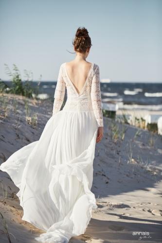 Einzigartig Brautmoden Backnang - Ola la - Caterina back