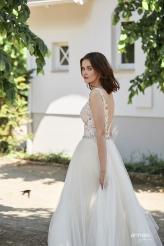 Einzigartig Brautmoden Backnang - Ola la - Chantal back