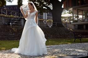 Einzigartig Brautmoden Backnang - Annais - Chrissie wail