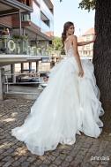 Einzigartig Brautmoden Backnang - Annais - Daisy back