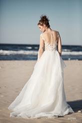 Einzigartig Brautmoden Backnang - Ola la - Dalla back
