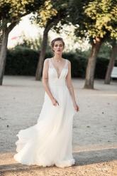 Einzigartig Brautmoden Backnang - Ola la - Elisa