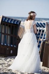 Einzigartig Brautmoden Backnang - Ola la - Lucia back