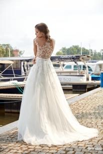 Einzigartig Brautmoden Backnang - Ruth back