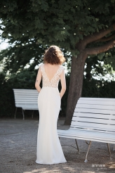 Einzigartig Brautmoden Backnang - Ola la - Sergia back 2