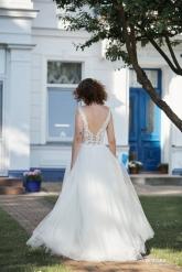 Einzigartig Brautmoden Backnang - Ola la - Sorenta back